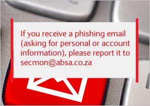 Phishing fraud